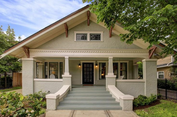 1434 best images about houses on pinterest bungalow for Craftsman home builders houston
