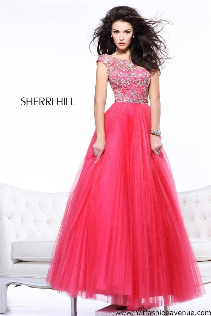 Sherri Hill 2984 dress - Prom dresses 2013