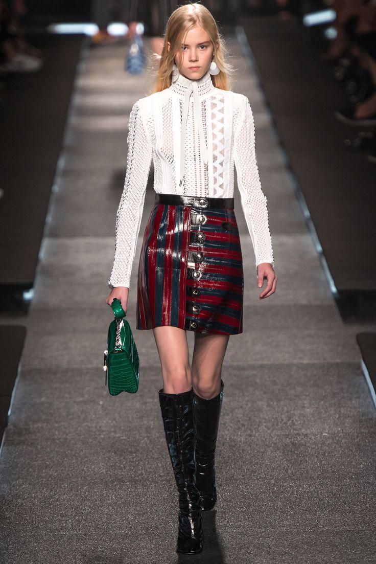 Spring Trend: Eyelets, fashion week, Louis Vuitton SS15/Garance Doré