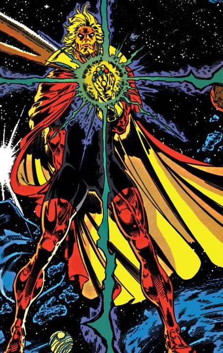 Adam Warlock | Tumblr