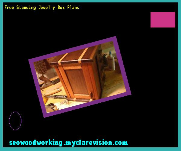 Free Woodworking Plans+Simple Jewelry Box