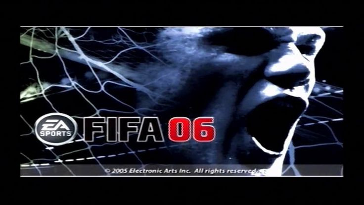 Fifa 2006 intro with real life goals!