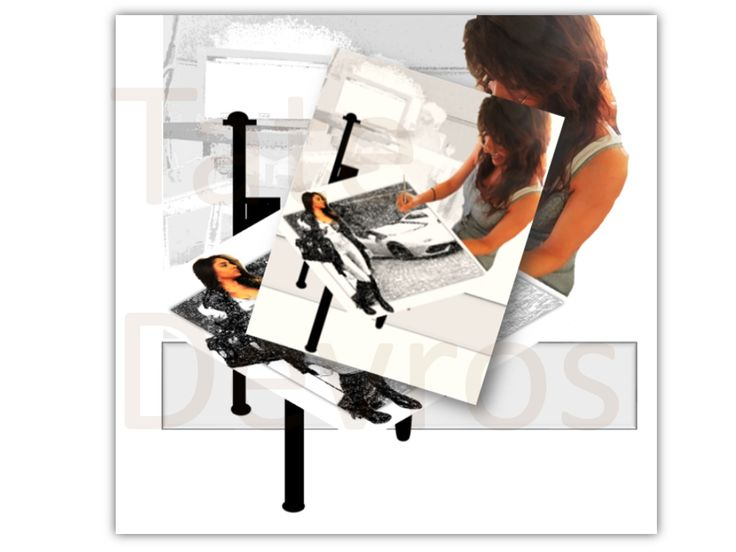 #Working #Artist, an edited #photography of a artist working in his studio by #Tate #Devros.1024 x 768 pixels.PNG file type.#Download today, #print and #display or us as a #project #image.