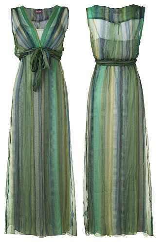 Phase Eight Bonfilia Stripe Maxi Dress THIS MAXI JUST FLOWS AND THE COLORS ARE MUTED SO WELL, JUST SO VERY ELEGANT!!!! LOVE IT!!!! DEAN