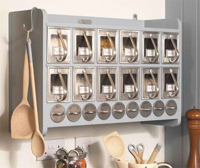 Large Kitchen Cabinets Ideal For Kitchen Food Storage And Dry Food Storage  And Improved Kitchen Organisation, Offering Space Saving Kitchen Storage.