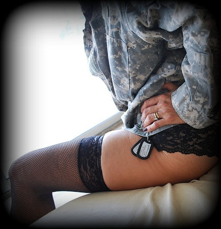 Military Wife. #MimsvonSchuhePhotography