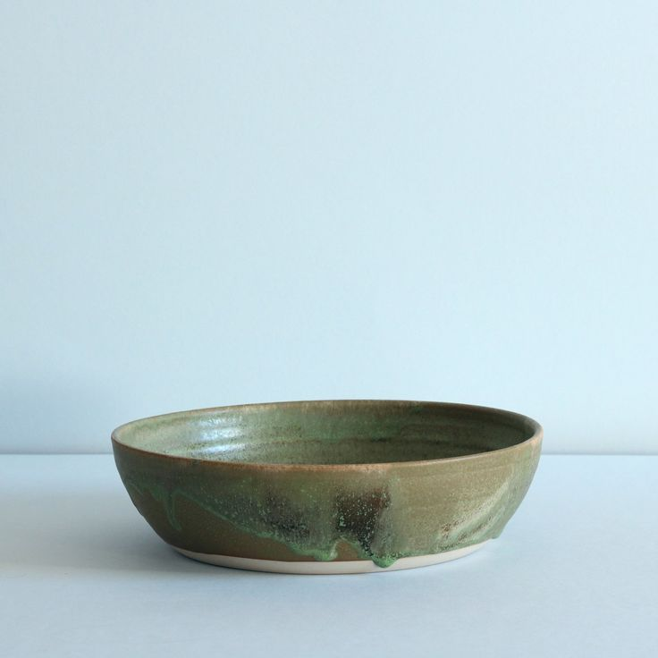 Mariner's Serving Bowl by Pottery West