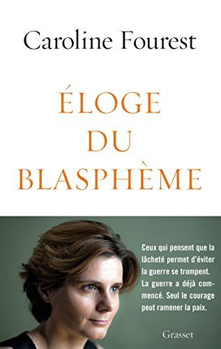 Eloge du blasphème: essai de Caroline Fourest http://www.amazon.fr/dp/2246853737/ref=cm_sw_r_pi_dp_WVzYvb176XVNF