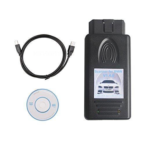 Oferta: 15.10€. Comprar Ofertas de Auto escáner automático herramienta de diagnsotic V1.4.0para BMW desbloquear versión barato. ¡Mira las ofertas!