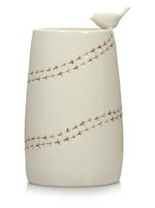 George Home Bird Vase | Home Accessories | ASDA direct