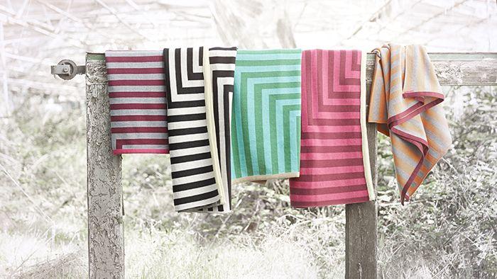 Strikkede Plaider / knitted blanket / 100% wool / made in denmark