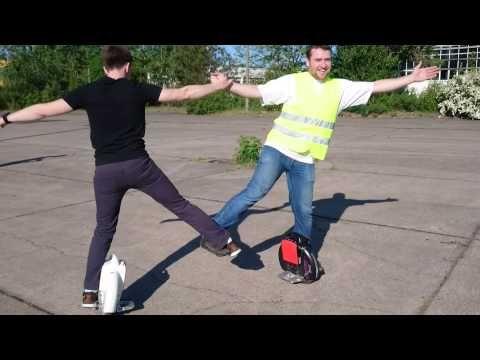 Ninebot und Airwheel Ballett