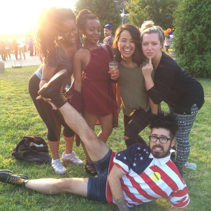 Buzzfeed Staff // Pride Day