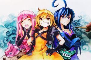 Team Pumpkin by Naschi