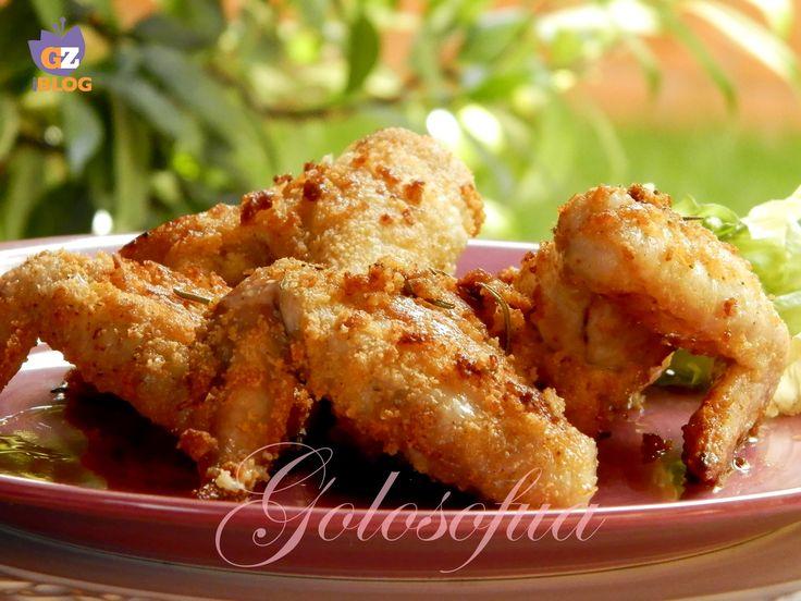 Ali di pollo impanate, ricetta al forno