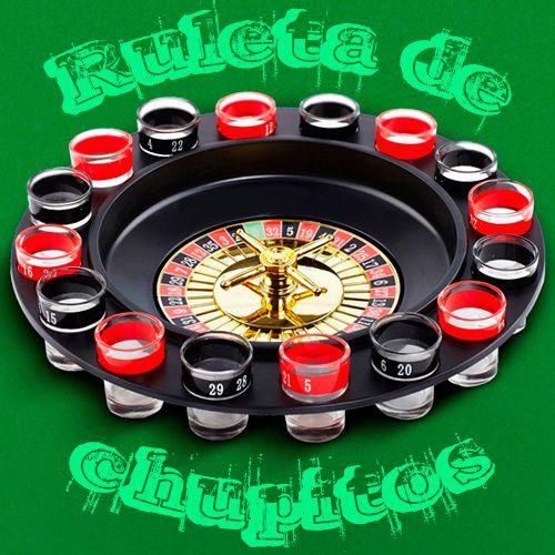 Ruleta de chupitos | Tecniac