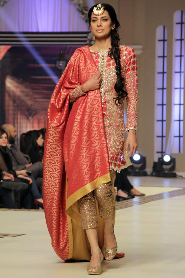 Bridal Collection TBCW by Faraz Manan Latest