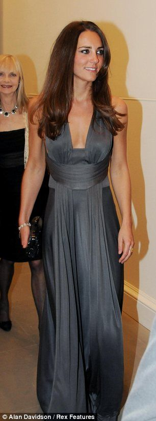 "Princess Kate - absolutely love her and her dress! ""Celebrity"" doesn't exactly cut it. She is ""Royalty"" at its finest - by blood or not"