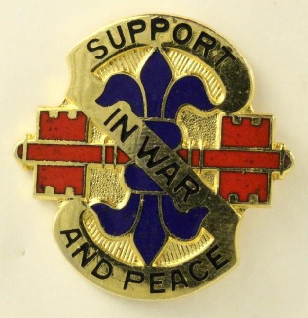 534 Supply and Service Battalion