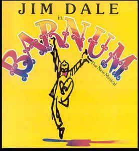 Jim Dale - Barnum The New Musical: buy LP, Gat at Discogs