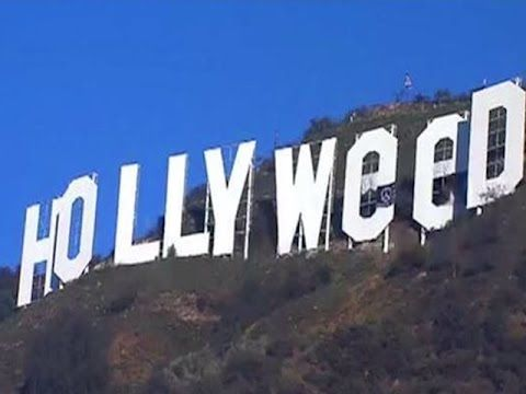 Hollywood Changed to Hollyweed, California Earthquake Swarm, Inauguration and More! UWN - YouTube