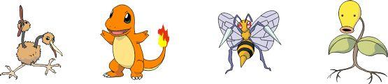Pokemon vector free download