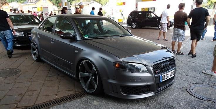 Audi S4 2015 Black