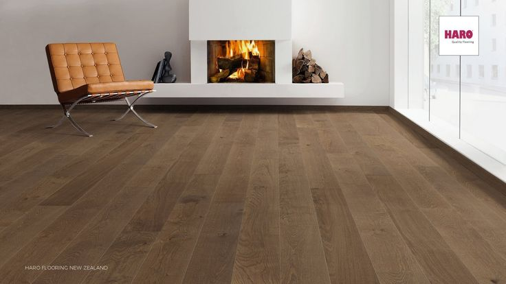 Oak Puro Earth Timber Flooring on ArchiPro