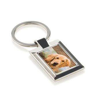 Metal Photo Keyrings from £4.99