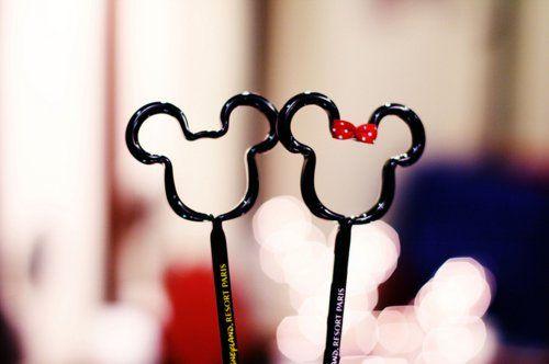 Pencils // Disney souvenir