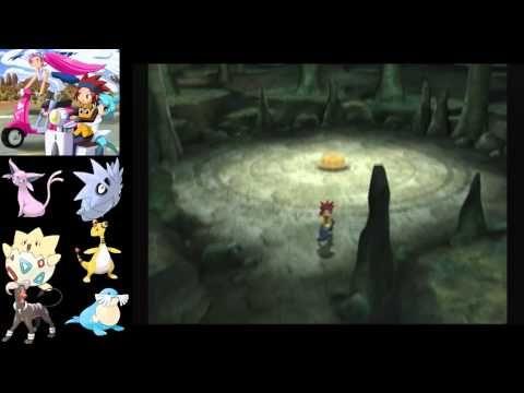 Pokemon XD: Ep 14.1 - Running Around!