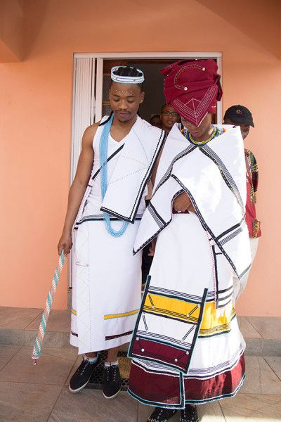 Traditional Xhosa Wedding In Eastern Cape