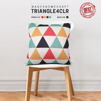 Bantal Sofa Series TRIANGLE4CLR
