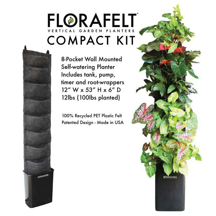 Florafelt Compact Kit
