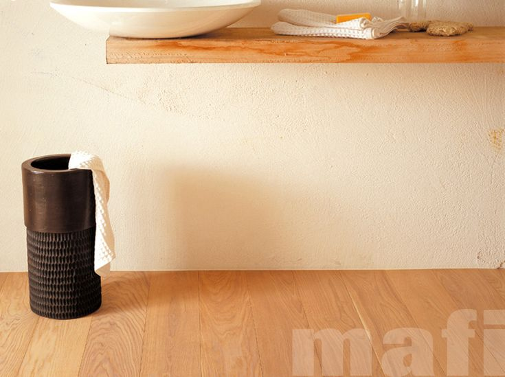 Timber Floors | Oak Clear Brushed Natural Oil | bathrooms | mafi