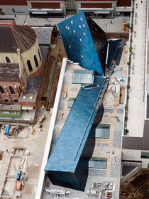 Daniel Libeskind's Contemporary Jewish Museum in San Francisco