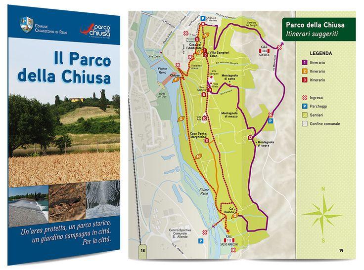Brochure: Il Parco della Chiusa