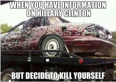 Clinton body count is over 90 now!