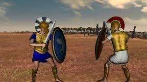 ο πόλεμος της Τροίας σε 3D http://e-didaskalia.blogspot.gr/2016/02/3d.html