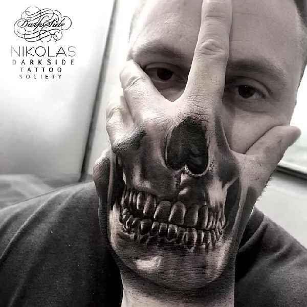 Nikolas of DarkSide Tattoo