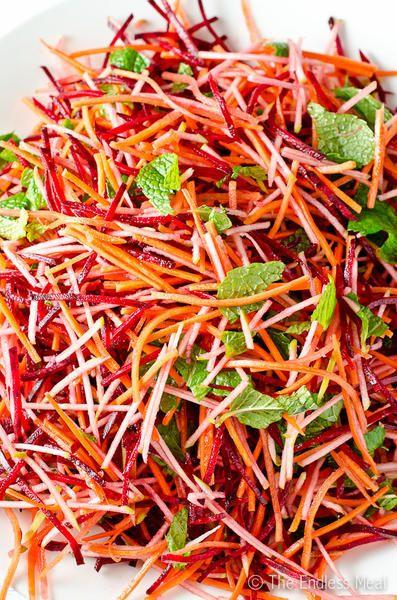 ARC saláta (Alma-Répa-Cékla)
