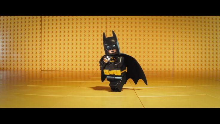 The Lego Batman Movie Official 'Batcave' Teaser Trailer
