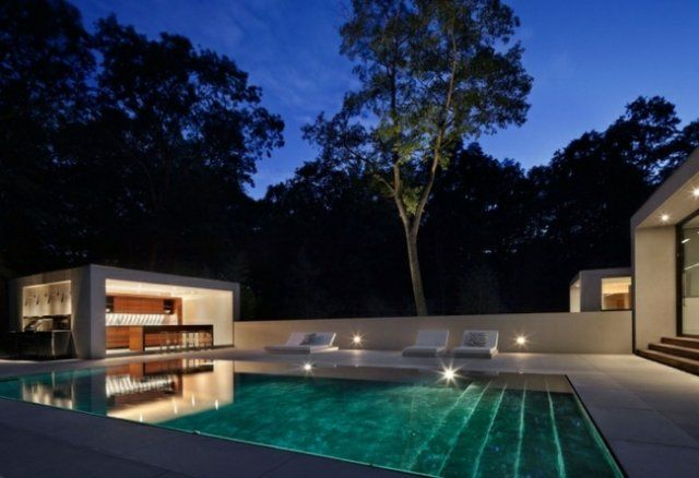 Piscine Pool House Des Ides With Piscine Pool House Des Ides House With Piscine Pool House Des Ides Piscine Pool House Des Idees Veranda M House Design New Canaan Home