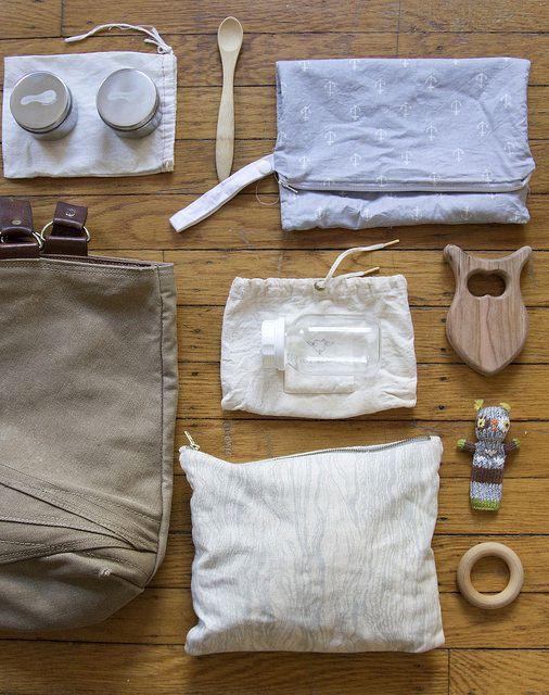 simplify the diaper bag