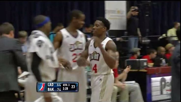 Eric Bledsoe's NBA D-League Highlights with Bakersfield Jam  Hardcore Hoops fans,  Let's Connect!!  •	Check out my site: (http://slapdoghoops.blogspot.ca ).   •	Like my Facebook Page: https://www.facebook.com/slapdoghoops •	Follow me on Twitter: https://twitter.com/slapdoghoops •	Add my Google+ Plus Page to your Circles: https://plus.google.com/+SlapdoghoopsBlogspot/posts •	For any business or professional inquiries, connect with me on LinkedIn: http://ca.linkedin.com/in/slapdoghoops/