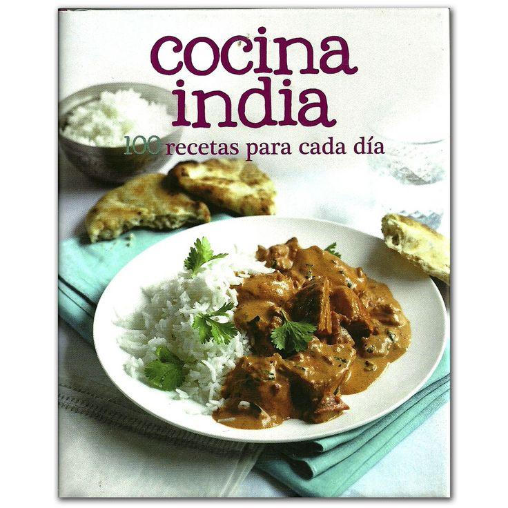 Libro Cocina india. 100 recetas para cada día – Varios  - Grupo Planeta  http://www.librosyeditores.com/tiendalemoine/3410-cocina-india-100-recetas-para-cada-dia-9781445469164.html  Editores y distribuidores