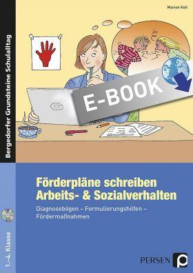 Diagnosebögen, Formulierungshilfen und Fördermaßnahmen für Kinder im Grundshulalter