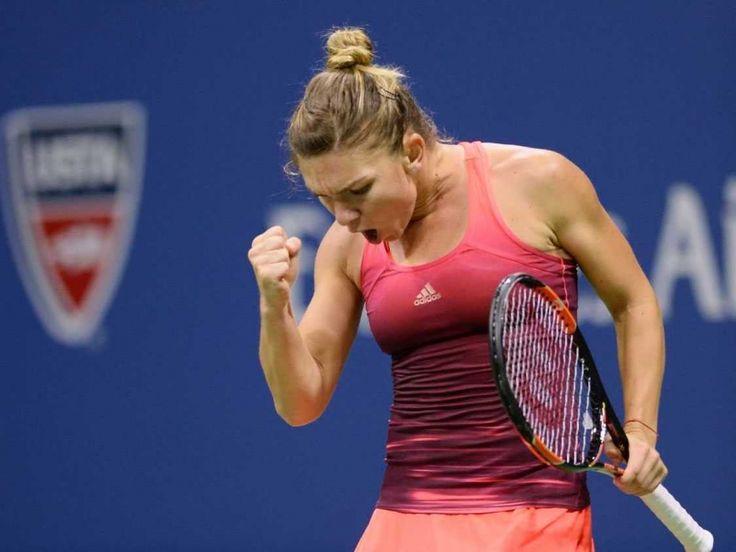 US Open: Second Seed Simona Halep Enters Last 16