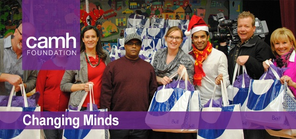 The January 2013 edition of CAMH Foundation's Changing Minds eNewsletter is live. Check it out!