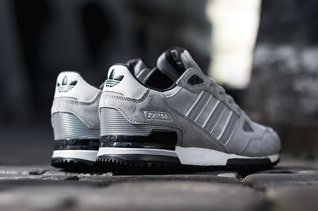 Adidas Zx750 Solid Grey 4 | Sneakers